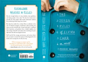 The Seven Rules of Elvira Carr US Edition